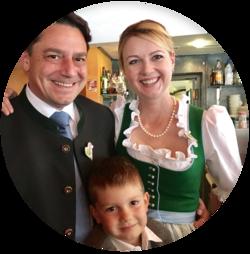 Familie Rainer - Ihre Gastgeber im Hotel Elisabeth