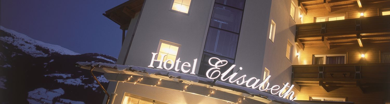 Hotel Elisabeth in Fügen